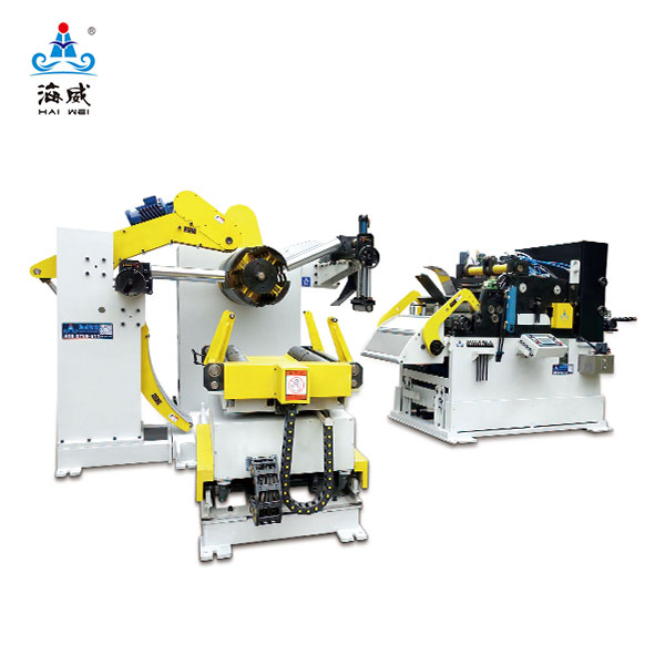 3 in 1 Decoiler Straightener Feeder NCHW5A (stock thickness 1.0~9.0mm)