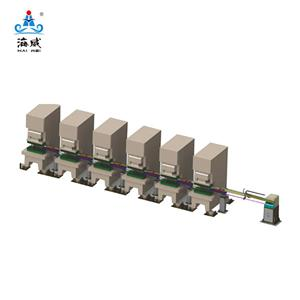 Multi - Process Transfer System - Frame Moving Model
