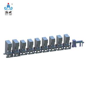 Multi - Process Transfer System – Main Shaft Moving Model
