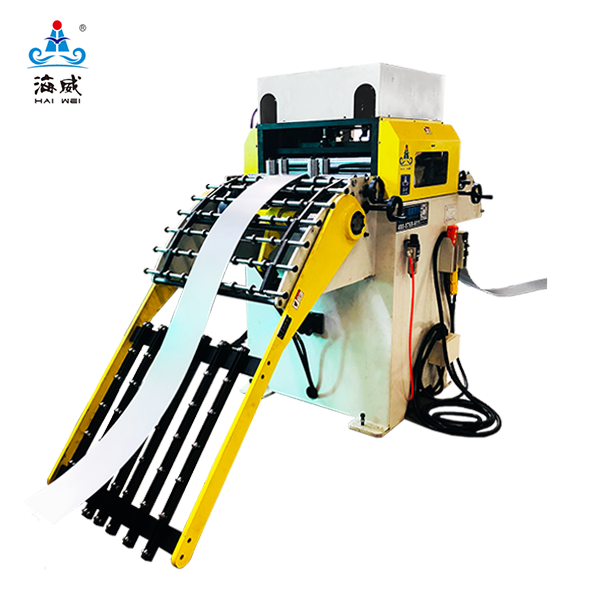 automatic coil handling cut to length line