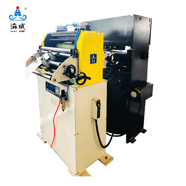 high speed roller cut to length line machine